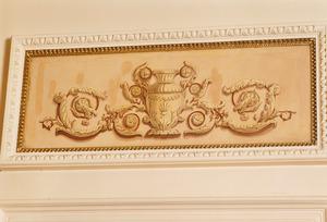 Empire ornament