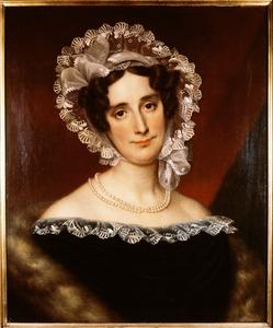 Portret van Adriana Catharina de Wit (1791-1872)