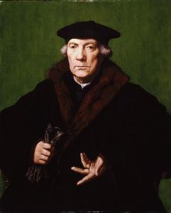 Portret van Jean de Carondelet (1469-1544)