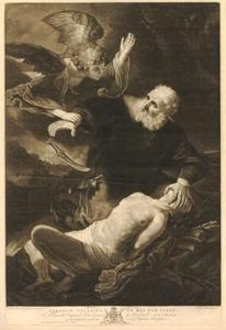 Abraham Offering Up His Son Isaac