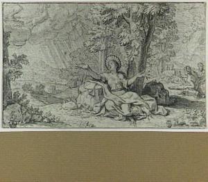 Apollo en Clythia