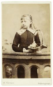 Portret van Afina Maria Douwes Dekker (1873-1950)