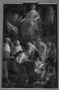 De bekering en doop van de ouders van de H. Alena van Vorst