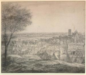 Zadelstraat, Mariakerk  en omgeving te Utrecht