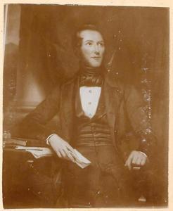 Portret van Jan Valckenier (1805-1843)