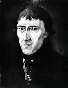 Portret van een man, mogeliijk Cornelis Weeshoff (1793-1844)