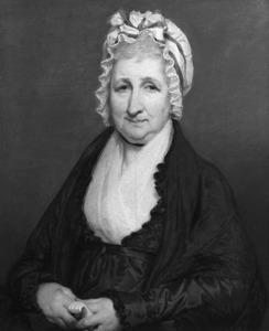 Portret van Sara Maria van de Poll (1748-1831)