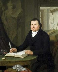 Portret van een man, mogelijk Jan van den Anker (1759-1826)