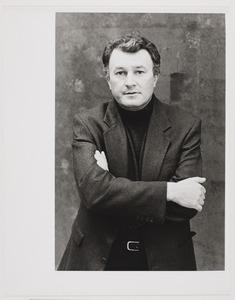 Portret van Jan Debbaut