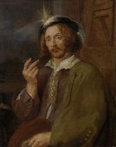 Zogenaamd portret van Jan Davidsz. de Heem (1606-1684)