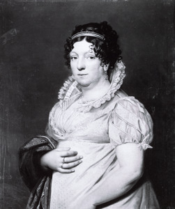 Portret van Anna Maria Catharina Alberda van Ekenstein (1779-1854)