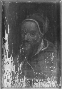 Portret van paus Gregorius XIV (1535-1591) (?)