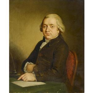 Portret van waarschijnlijk Johannes Beeldsnijder (1761-1817)