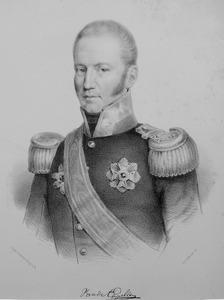 Portret van Godert Alexander Gerrit Philip van der Capellen (1778-1848)