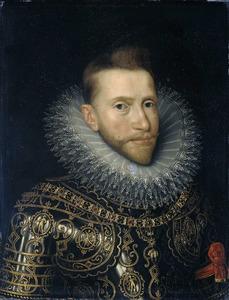 Portret van Albrecht van Habsburg, aartshertog van Oostenrijk (1559-1621)