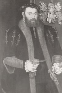 Portret van Johan van Hekeren gen. Rechteren ( -1580)
