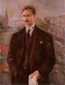 Portret van Emanuel Boekman (1889-1940)