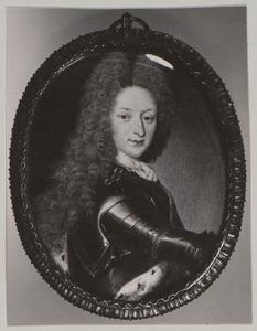 Portret van Philip van Hessen-Homburg (1676-1703)