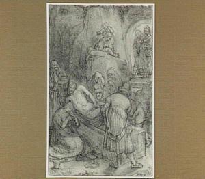 De graflegging (Johannes 19:38-42)