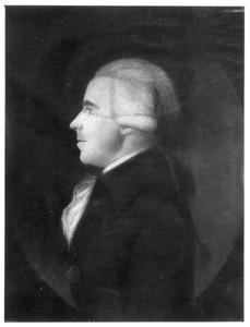 Portret van Jan Jacob de Malapert (1743-1816)