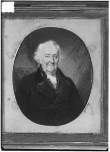 Portret van Matthijs Ooster (1747-1842)