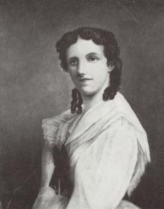 Portret van Suzanna Nanetta Sablairolles (1830-1867)