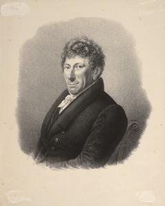 Portret van Jan Matthijs van Roggen (1768-1853)