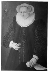 Portret van mogelijk Jenneken Roelens