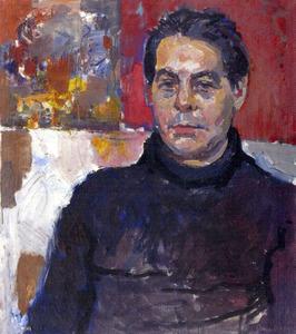 Portret van Lucebert (1924-1994)