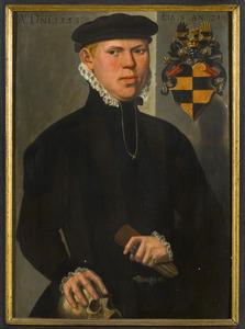 Portret van Jacob Sybrantsz. Bam (1536-1563)