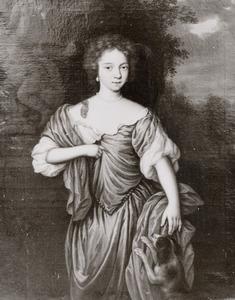 Portret van Johanna Clara Ormea (1670-1719)