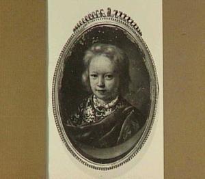 Portretminiatuur van Johan Versijden II (1683-1713); zoon van Johan Versijden (1657-1716) en Maria Elisabeth van Varick (1651-1699)