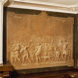 De triomftocht van Fabius Maximus