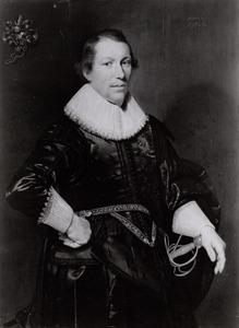 Portret van Zijdewijn van Nuyssenburch (1598-1673)