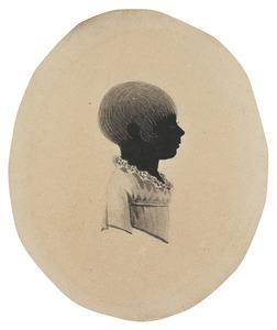 Portret van een meisje, waarschijnlijk Machtilda Antonia van den Acker (1801-1863)