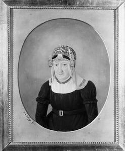 Portret van Catharina van Foreest (1763-1837)