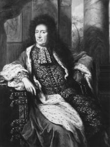Portret van Rutger von Ascheberg (1621-1693)