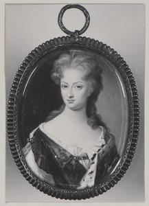 Portret van Hedwig Louise van Hessen-Homburg (1675-1760)