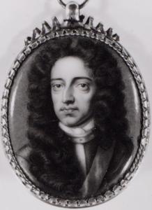 Portret van Willem III van Nassau (1650-1702)