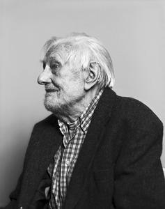 Portret van Wally Elenbaas