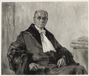 Portret van Ite Boerema (1902-1980)