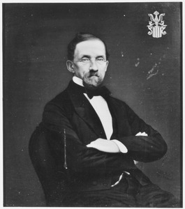 Portret van Willem Frederik Lodewijk thoe Schwartzenberg en Hohelansberg (1818-1873)