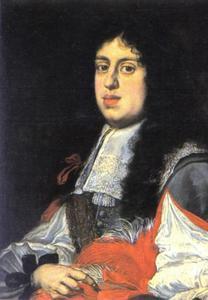 Portret van Cosimo III de'Medici (1642-1723)