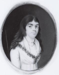Portret van Maria Jacoba van Leeuwen (1780-1846)