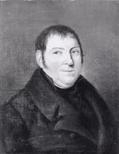 Portret van waarschijnlijk Claas Boerhave (1791-1852)