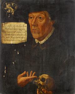Portret van Cornelis Hendriksz. Loen (1481-1547)