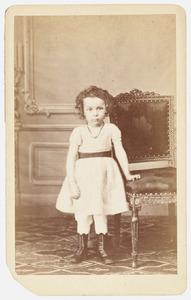 Portret van Christina Adriana Lamme (1867-1950)