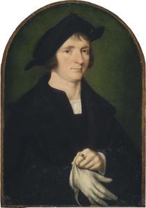 Portret van Joris Vezeleer (1493-1570)