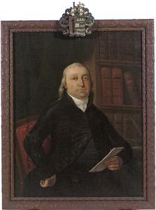 Portret van Mr. Simon de Jongh van Son (1758-1844)