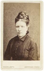 Portret van Carolina Frederika Maria Prins (1840- )